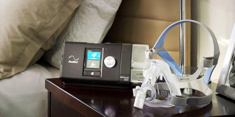 Aparaty CPAP w ofercie BRANDvital