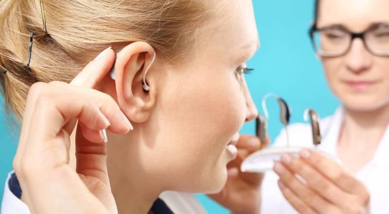 Bezpłatne badania słuchu w BRANDvital