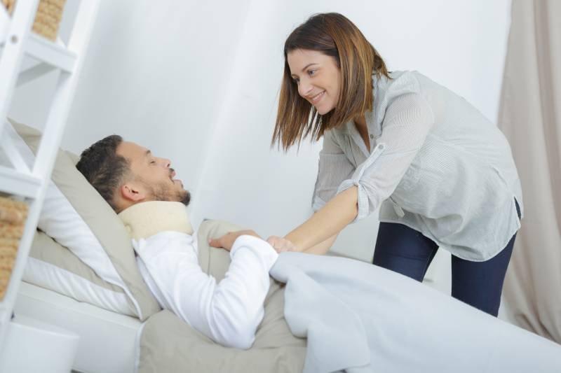 Łóżka pielęgnacyjne dla osób leżących