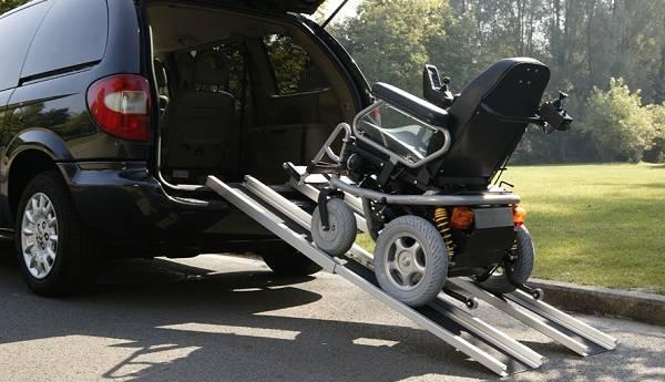 podjazdy, pochylnie i rampy dla niepełnosprawnych