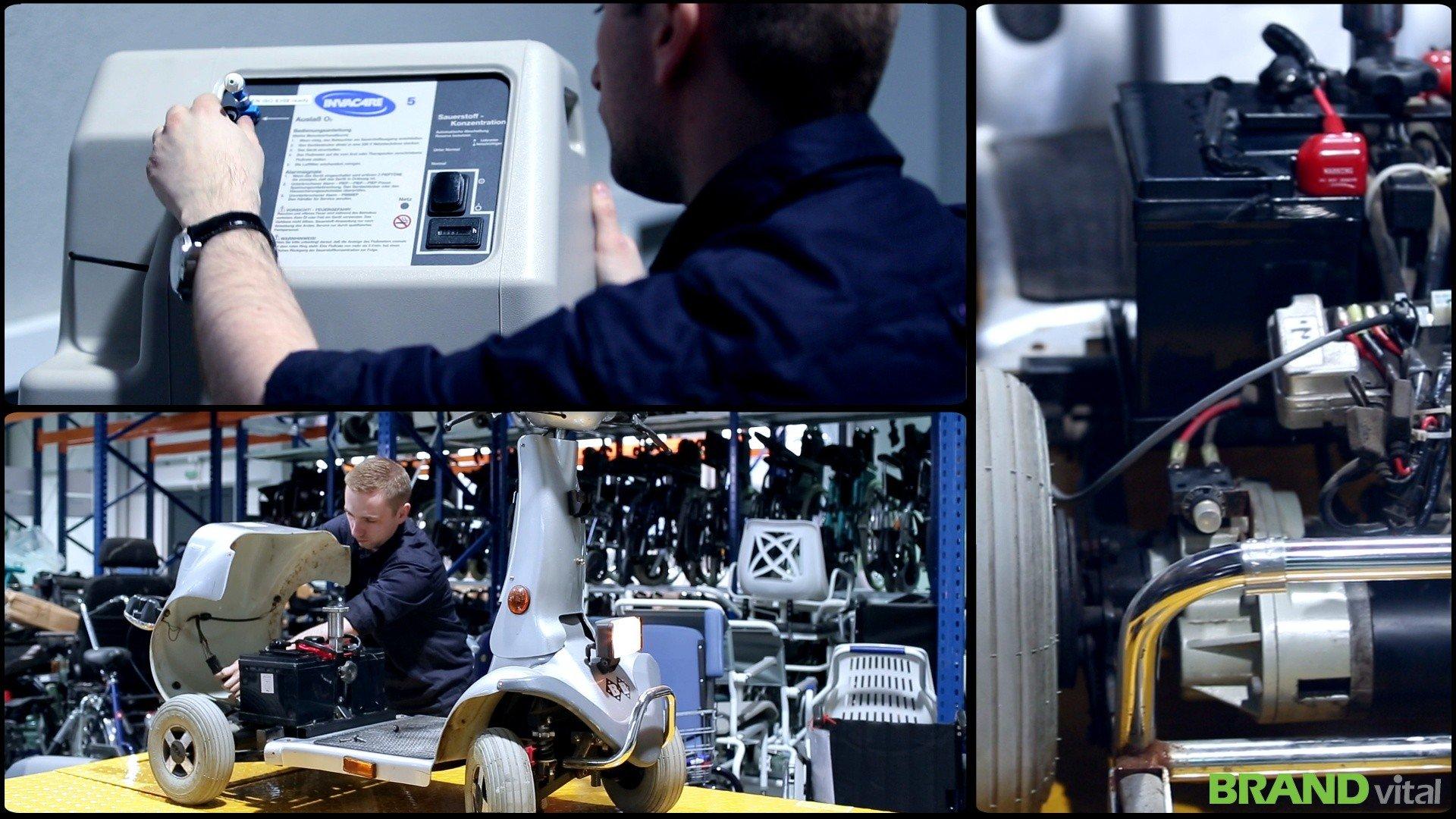 Gwarancją bezpieczeństwa jest sprawny sprzęt - serwis sprzętu medycznego w BRANDvital