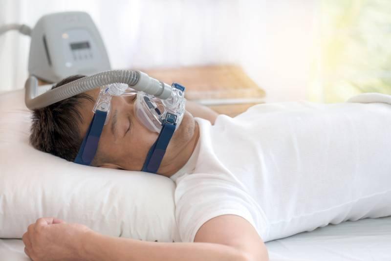 Aparaty CPAP – nie ryzykuj zdrowia! Zadbaj o zdrowy sen
