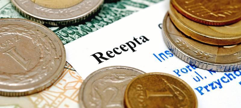 refundacja do zakupu produktów medycznych - recepta