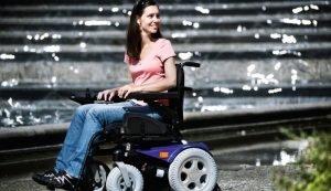 Elektryczne wózki inwalidzkie