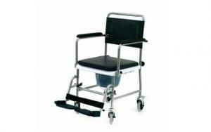 Krzesła iwózki toaletowe