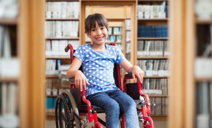 Wózki inwalidzkie dla dzieci