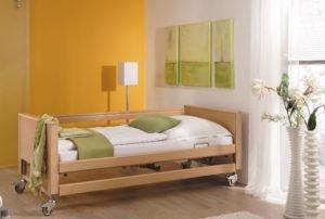 Łóżko dla chorego leżącego - jak załatwić ijak wybrać?
