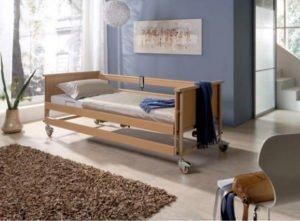 łóżko dla chorego wmieszkaniu