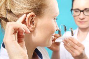Dobór aparatu słuchowego.