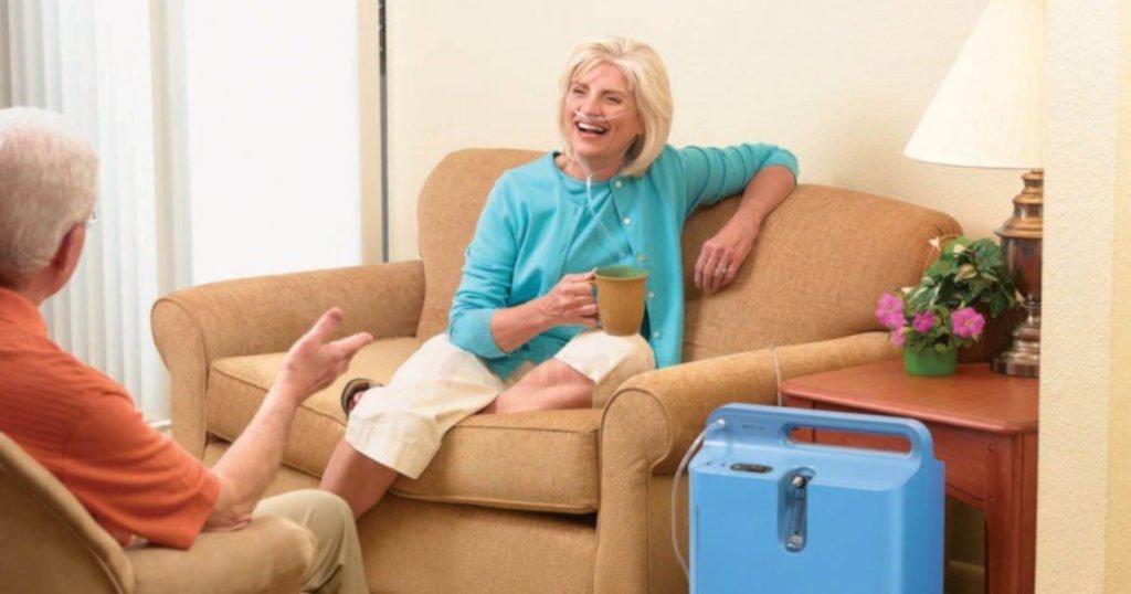 Tlenoterapia wwarunkach domowych – czytojest możliwe?