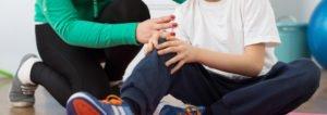 Zerwanie więzadła wkolanie - rehabilitacja