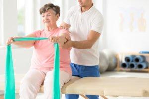 Rehabilitacja poudarze BRANDvital