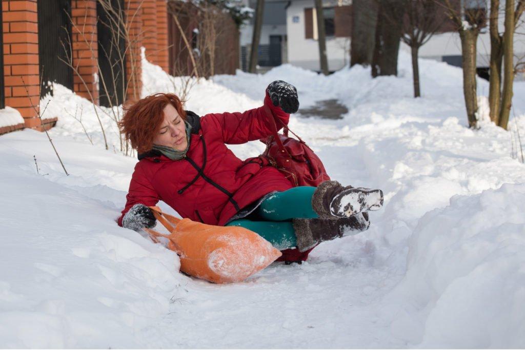 Najczęstsze zimowe urazy – urazy kończyn dolnych, złamania, zwichnięcia