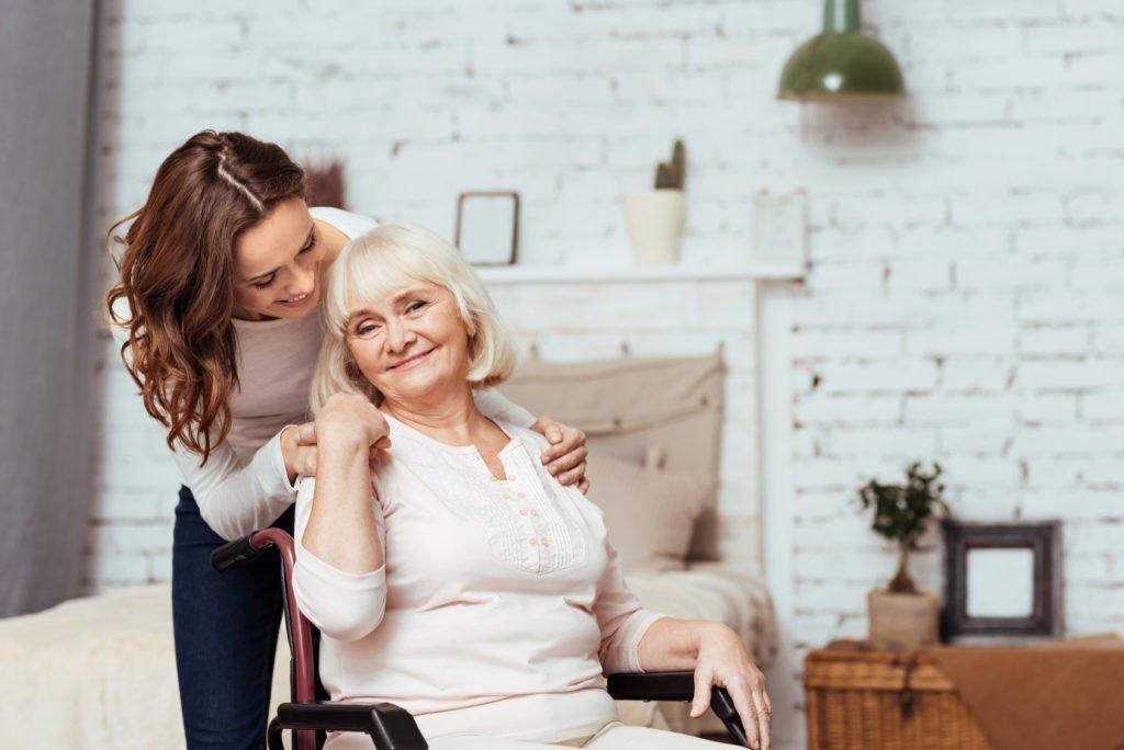 Opieka nadosobą niepełnosprawną ruchową