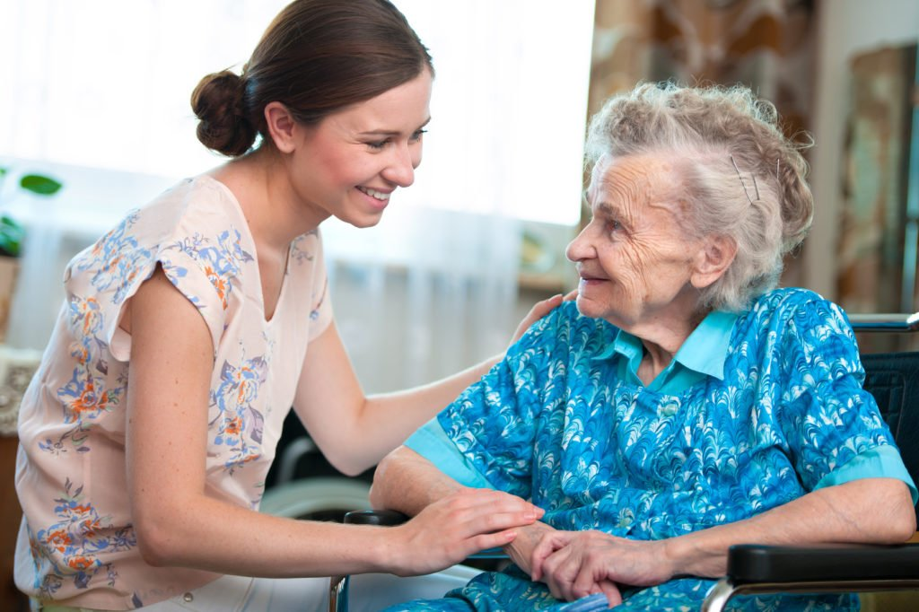Opieka nadosobą starszą - świadczenie pielęgnacyjne