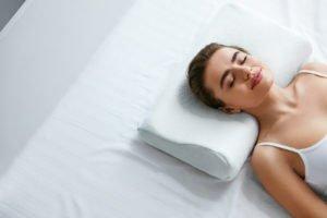 Poduszka ortopedyczna - ulga dla szyi ikręgosłupa
