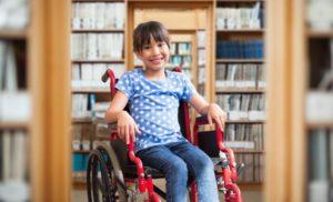 Odpowiedni dobór wózka jest ważny dla prawidłowego rozwoju.