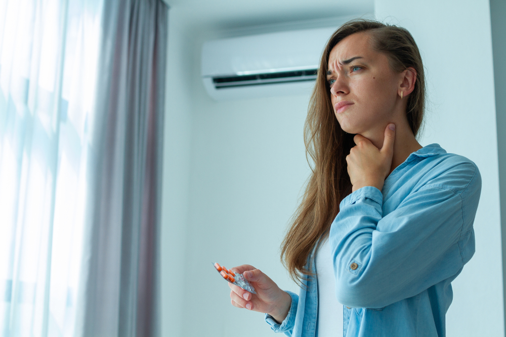 Czyklimatyzacja jest zdrowa dla osób chorych naastmę?