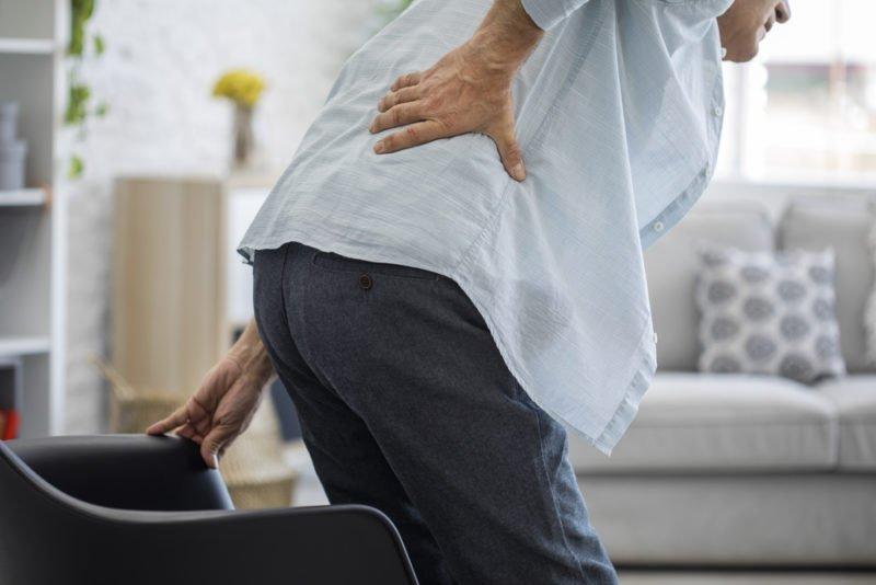 Leczenie rwy kulszowej – problem nietylkoosób starszych