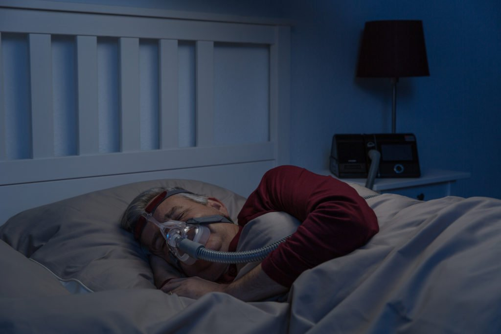 Maska nosowa ipełnotwarzona doaparatu CPAP - brandvital.eu