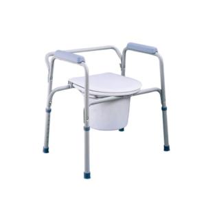 Krzesło toaletowe dla seniora iosób niepełnosprawnych - brandvital.eu