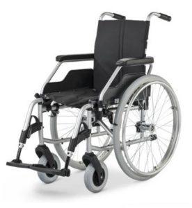 Standardowy wózek inwalidzki