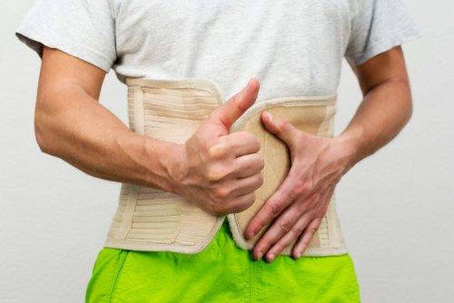 Ortopedyczny pas lędźwiowy można nosić tylkozwyraźnych wskazań lekarza lub fizjoterapeuty