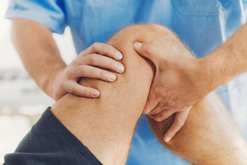 W rehabilitacji kolana skoczka stosuje się m.in.falę uderzeniową - BRANDvitall