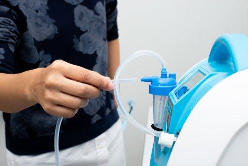 Koncentrator tlenu można zakupić lub wynająć wsklepie medycznym