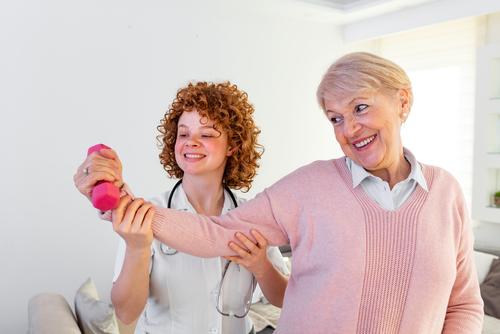 Ćwiczenia ręki poudarze - brandvital.eu