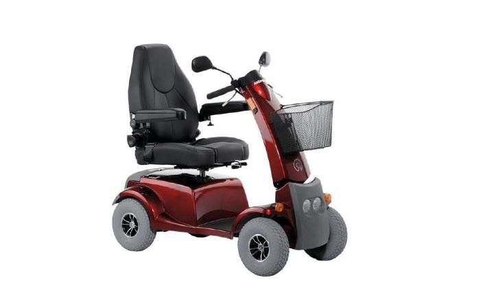 MEYRA CITYLINER 415 – skuter inwalidzki dla aktywnych