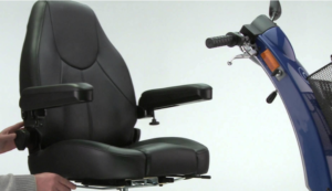 Fotel skutera inwalidzkiego Cityliner 415 - brandvital.eu