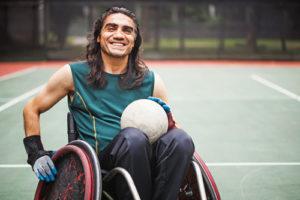 Sport osób niesprawnych fizycznie