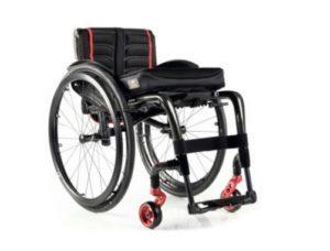 Lekki wózek inwalidzki Quickie Krypton F - brandvital.eu