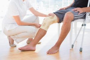dobór odpowiedniego stabilizatora dla przeprostu kolan upacjenta